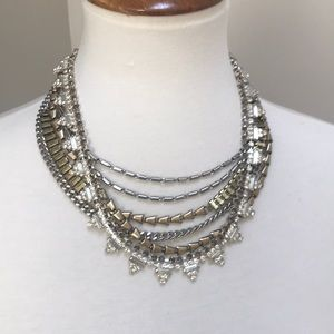 Stella and Dot Sutton Mixed Metal NWB
